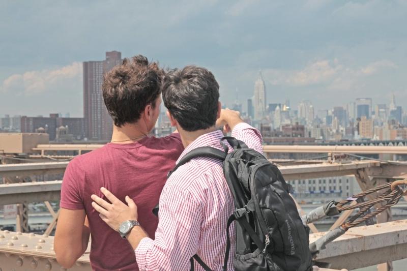 New York City. La prima volta