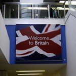 Aeroporto a Londra