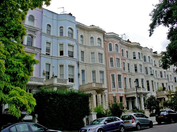affitti case londra
