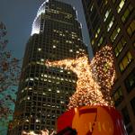 Un Natale diverso. Un Natale a Los Angeles.