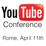 Pointless excitement and YouTube Gathering – April 11th, Roma.