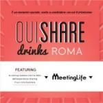 Economia della condivisione e #OuiShare Drink.