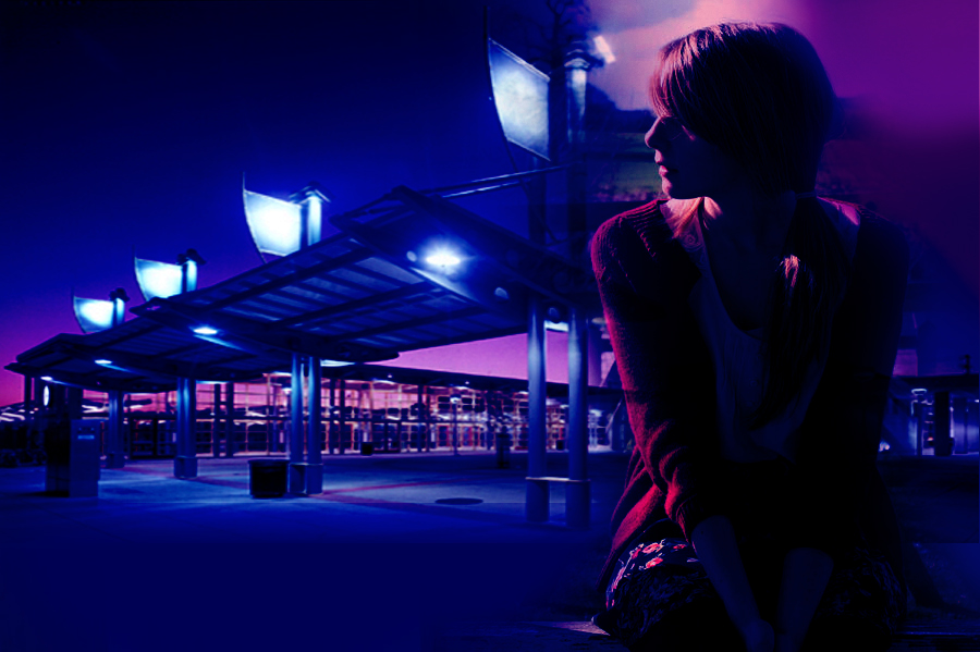 Il finale de La storia della ragazza in stazione