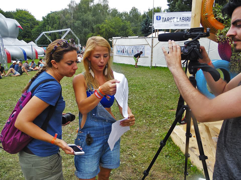 wear sunscreen at Sziget-Festival